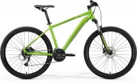 Велосипед Merida Big Seven 40-D Lite Green (Black) 2019