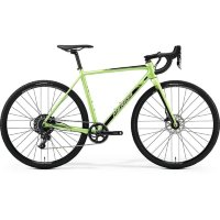 Велосипед Merida Mission СХ600 LightGreen (Black) 2019